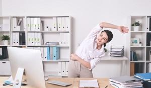 As vantagens da ginástica laboral - Copia